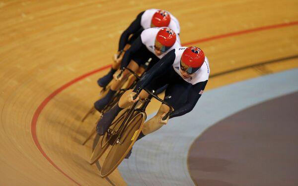 Сборная Великобритании по велоспорту на треке