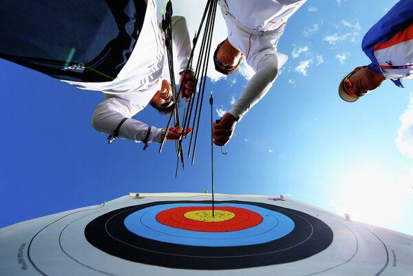 Соревнования по стрельбе из лука на Олимпийских играх в Лондоне