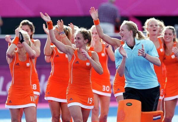 Женская сборная Нидерландов по хоккею на траве