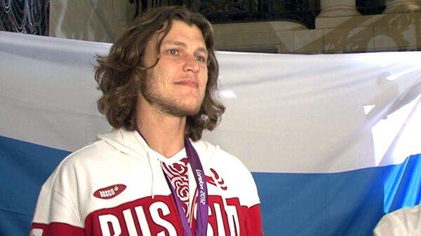 Ухов объяснил, почему хочет переплавить золотую медаль в цепочку для жены