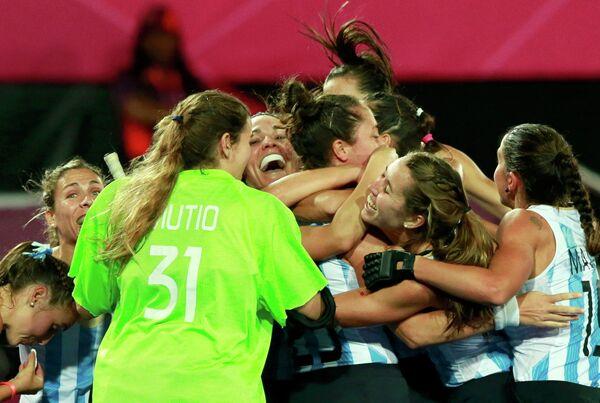 Женская сборная Аргентины по хоккею на траве