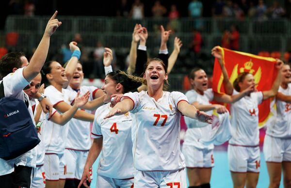 Женская сборная Черногории по гандболу
