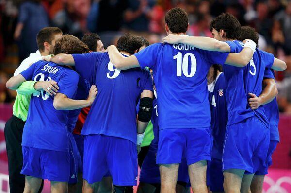 Мужская сборная Хорватии по гандболу