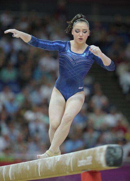 ОИ - 2012. Спортивная гимнастика. Женщины. Многоборье