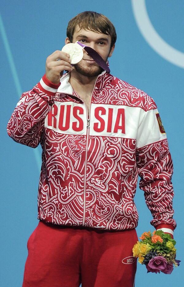 ОИ - 2012. Тяжелая атлетика. Мужчины. До 85 кг