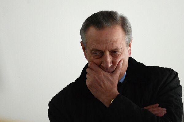 Президент Федерации фигурного катания России Александр Горшков