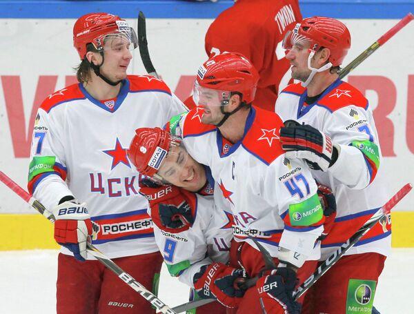 Игрок ЦСКА