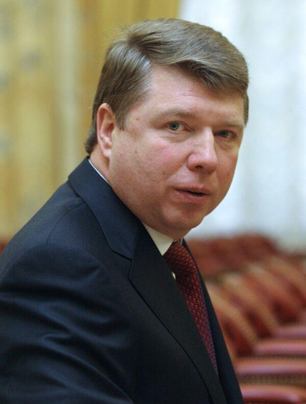 Владимир Черников назначен главой департамента СМИ и рекламы Москвы