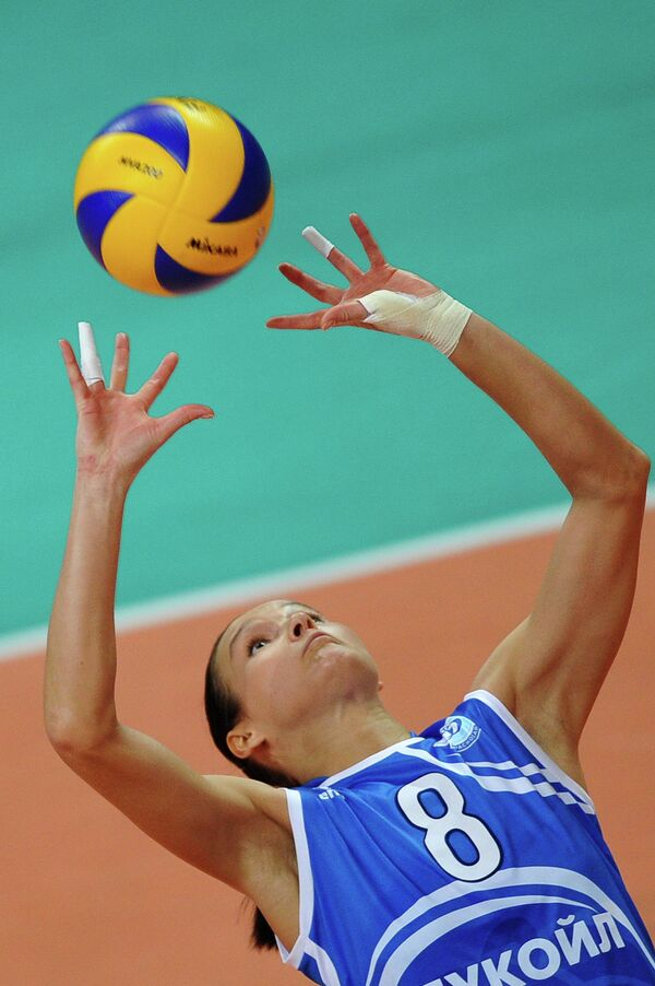 Светлана Сурцева