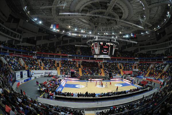 Спортивная арена ДС Мегаспорт