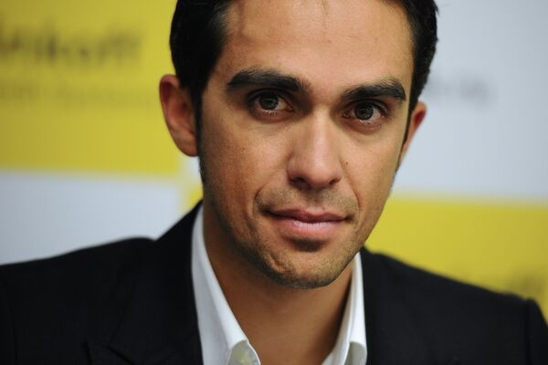 Альберто Контадор