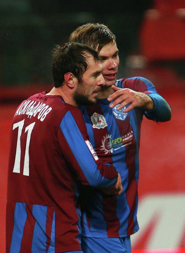 Николай Зайцев (справа) и Шамиль Асильдаров