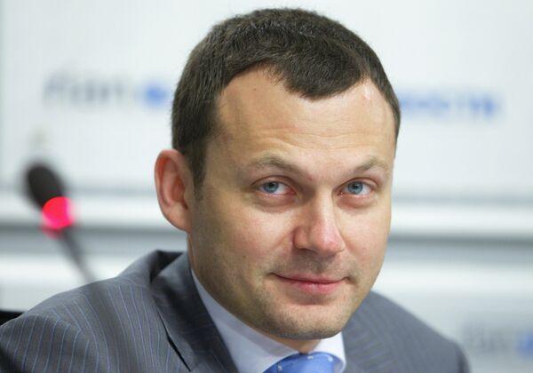 Сергей Менделеев