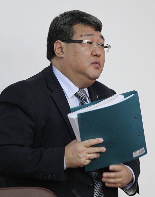 Владимир Сенглеев