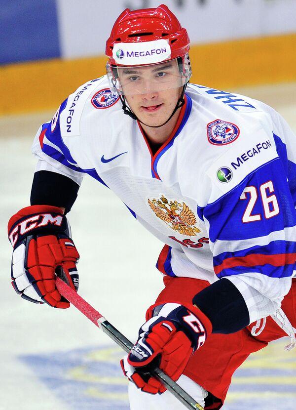 Даниил Жарков