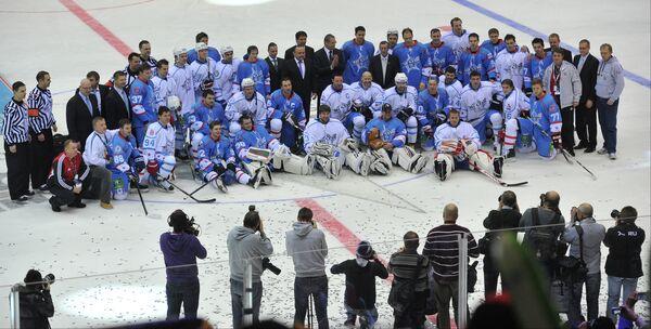 Матч звезд КХЛ - 2013