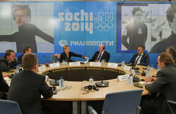 РИА Новости получило статус национального хост-агентства XXII зимних Олимпийских игр 2014 года