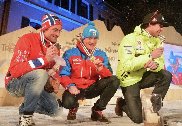 Лыжные гонки. Чемпионат мира. Спринт. Мужчины