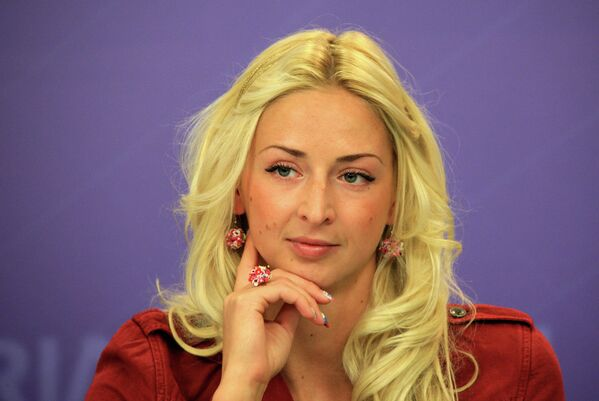 Олеся Владыкина