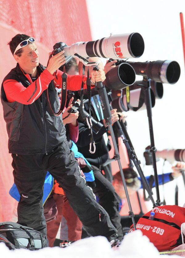 Международные фотографы