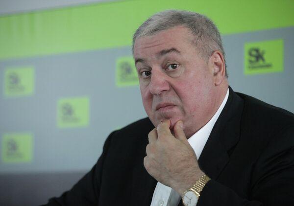 Президент компании Русснефть Михаил Гуцериев