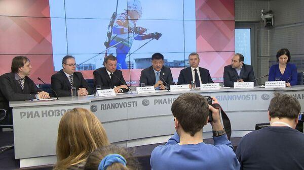 Директор СБР рассказал, кто из звезд биатлона приедет на Гонку чемпионов