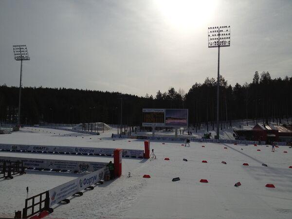 Центр зимних видов спорта Жемчужина Сибири