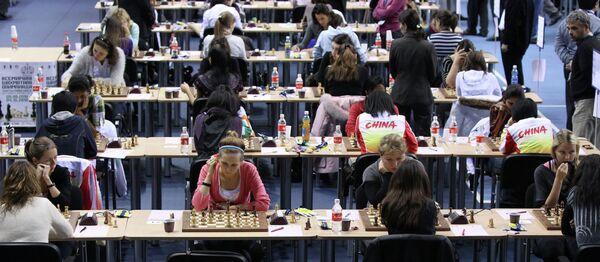 Шахматы, женщины