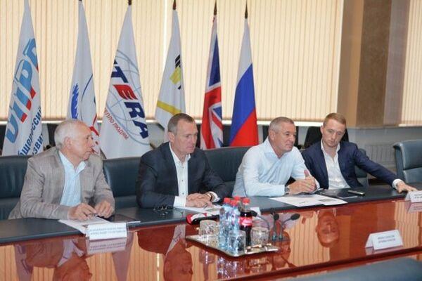 Встреча представителей велосипедных федераций
