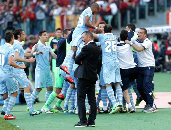 Футболисты Лацио