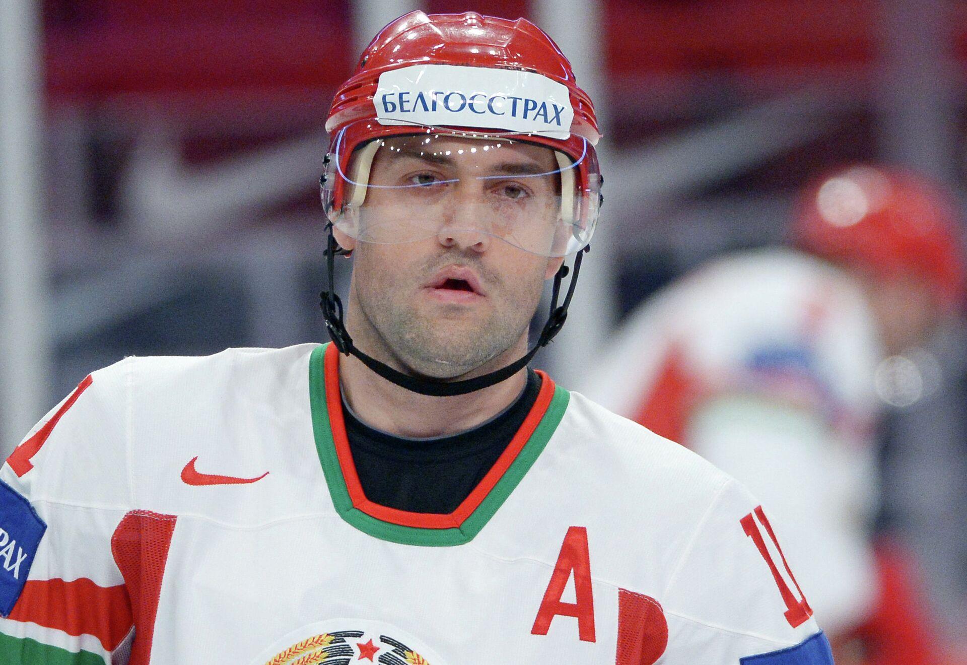 Александр Кулаков (Белоруссия), Динамо (Минск), Хоккей: все о спортсмене - Спорт РИА Новости