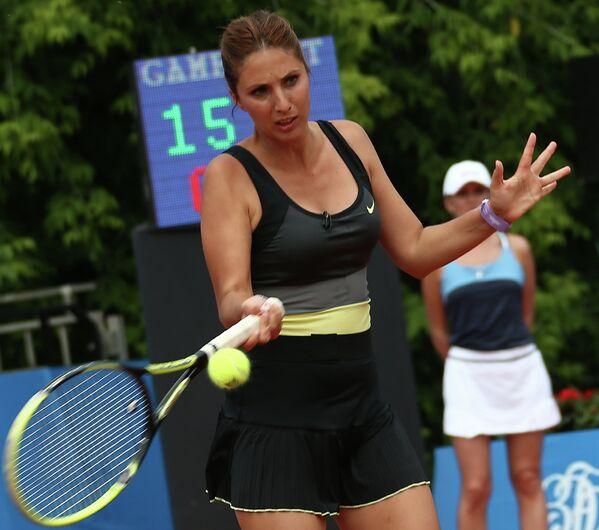 Российская экс-теннисистка Анастасия Мыскина