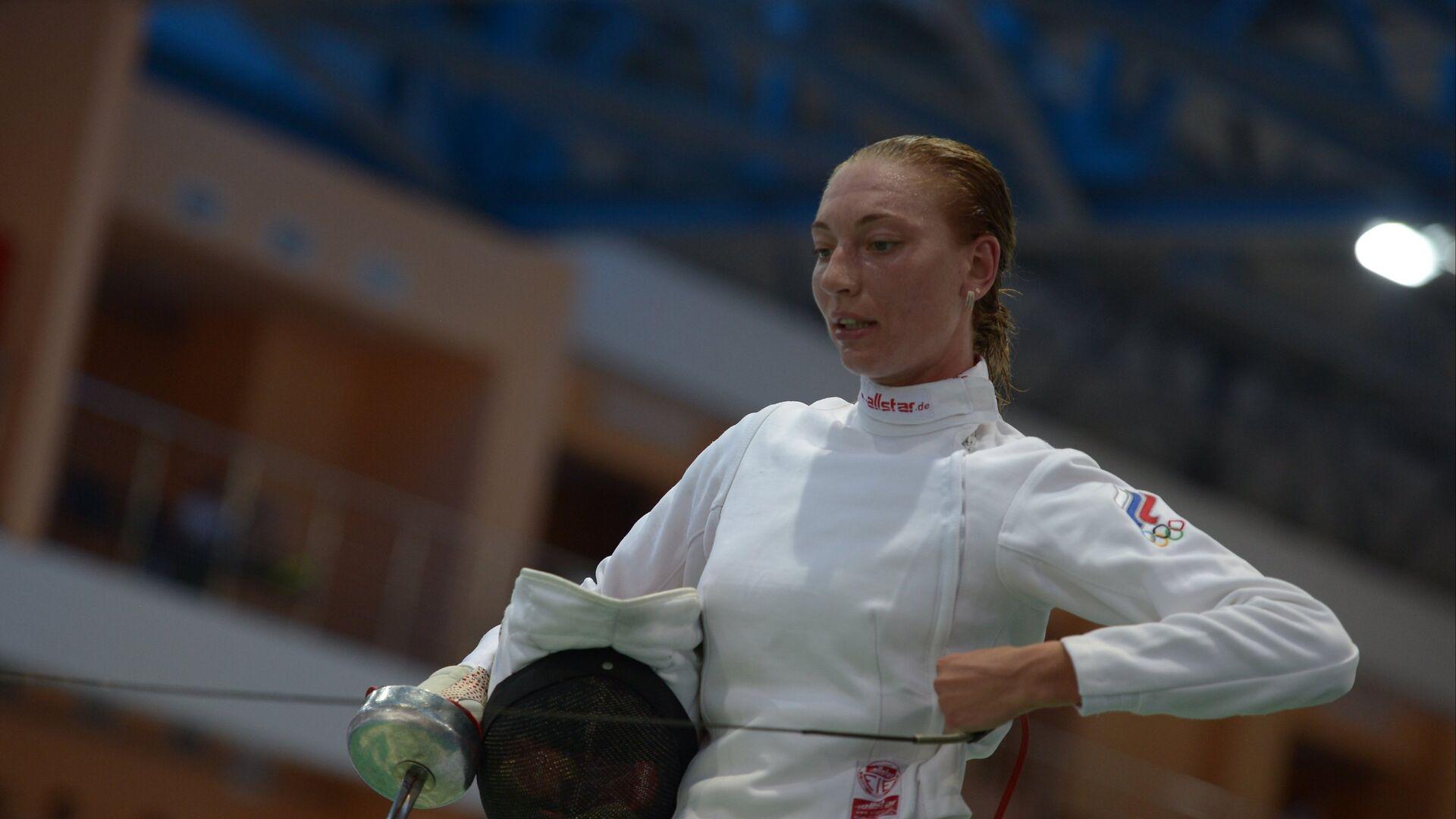 Татьяна Андрюшина (Россия) - РИА Новости, 1920, 18.06.2021