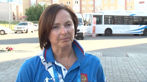 Тренеры сборной РФ по художественной гимнастике о результатах Универсиады