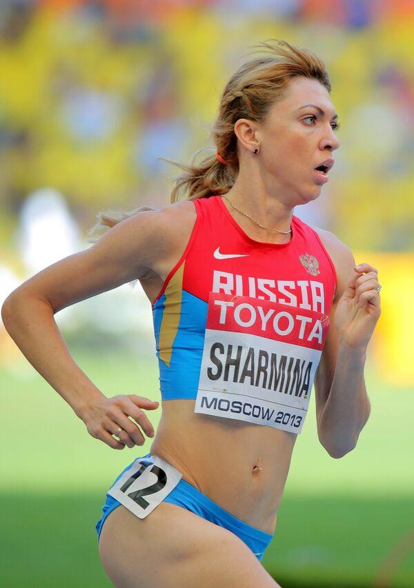 Екатерина Шармина