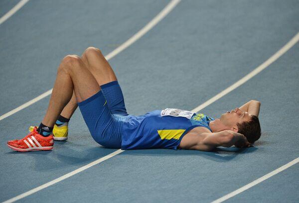 Украинец Богдан Бондаренко