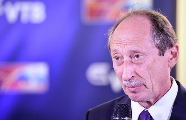 Президент ВФЛА Валентин Балахничев