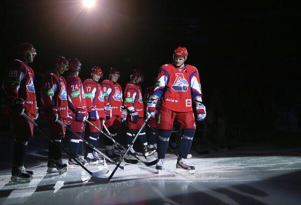 Хоккей. Презентация ХК Локомотив сезона 2013/14