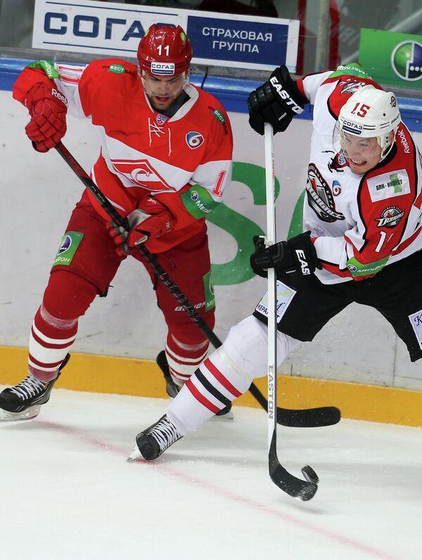 Растислав Шпирко и Петтери Виртанен (слева направо)