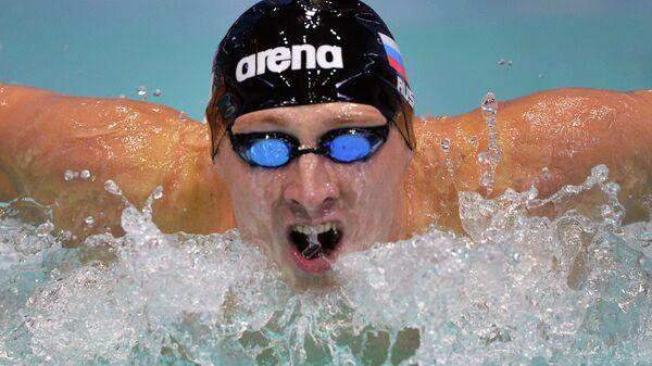 Пловец Скворцов: чувствую в себе силы и буду отбираться на ОИ-2020