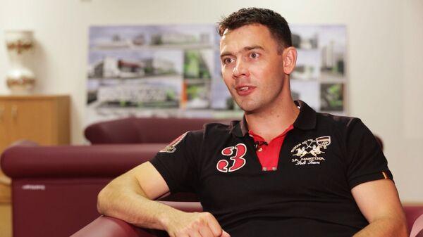 Биатлонист Круглов о первых шагах в спорте, тренировках и олимпийском успехе