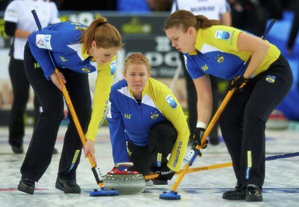 Шведские спортсменки