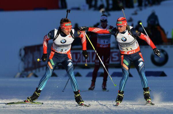 Антон Шипулин (слева) и Евгений Гараничев