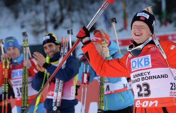 Йоханнес Бе (Норвегия)