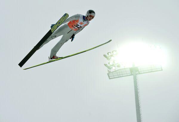 Швейцарец Тим Хуг