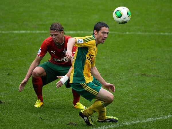 Дмитрий Тарасов (слева) и Артур Тлисов