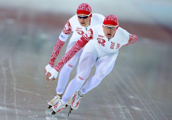 Иван Скобрев и Денис Юсков (Россия)