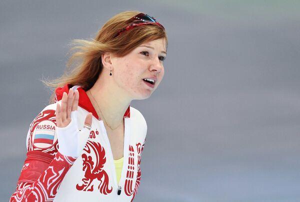Ольга Фаткулина (Россия)