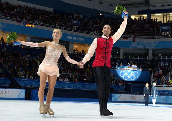 Алена Савченко и Робин Шолковы (Германия)
