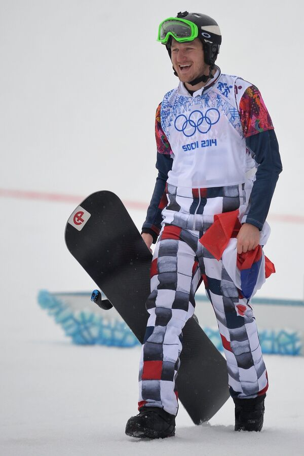Николай Олюнин (Россия)